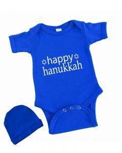 Infant Onesie Set -Happy Hanukkah