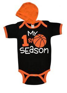 My 1st Basketball Season