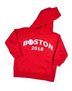 Boston 2018 - Hoody