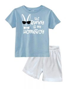 The Bunny is my Homeboy