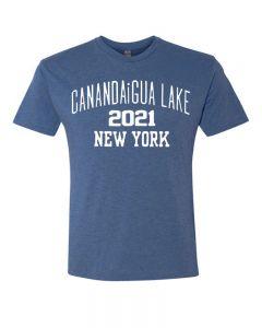 canandaigua lake tshirt