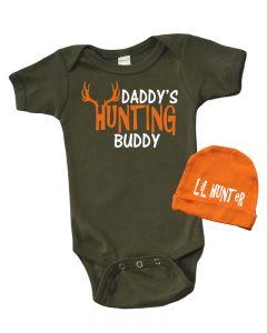 Babby Hunting onesie
