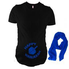 Happy Hanukkah Maternity Gift Set