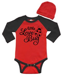Little Love Bug Baby Set