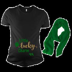 Little Lucky Charm Maternity Top