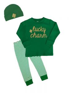 Lucky Charm Baby Outfit