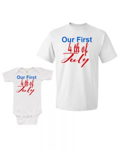 Our First 4th of July Gift Set