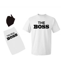 Matching Dog and Owner- The Boss