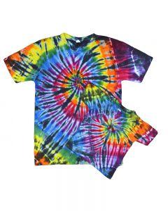 Matching Tie Dye T-shirts
